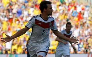 Alemania venció 1-0 a Francia y está en las semifinales