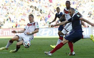 Francia vs. Alemania: el resumen del partido en cuatro acciones