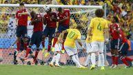 Brasil vs. Colombia: las imágenes de un partidazo en Fortaleza