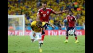 Neymar y el rodillazo de Zúñiga que lo envió al hospital