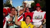 Perú mundialista: una hinchada blanquirroja en el Maracaná