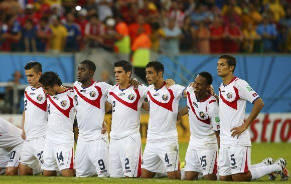 Brasil 2014: ¿Cuánto paga un triunfo de Costa Rica a Holanda?