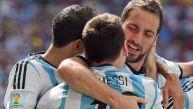 Argentina ganó 1-0 a Bélgica y está en las semifinales