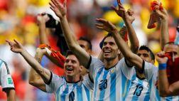 CRÓNICA: Argentina clasificó a semifinales después de 24 años