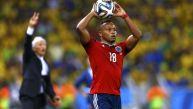 Camilo Zúñiga le pidió perdón a Neymar a través de una carta