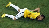 Médico confirma que lesión no afectará la carrera de Neymar
