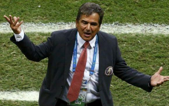 """Pinto tras ser eliminado: """"Nos vamos invictos del Mundial"""""""