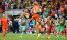 Holanda y su eufórico festejo tras clasificar a semifinales