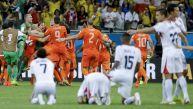 La desazón de la sorprendente Costa Rica tras caer ante Holanda