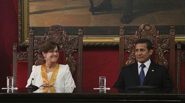 JNE aceptó desafiliar a Susana Villarán del nacionalismo