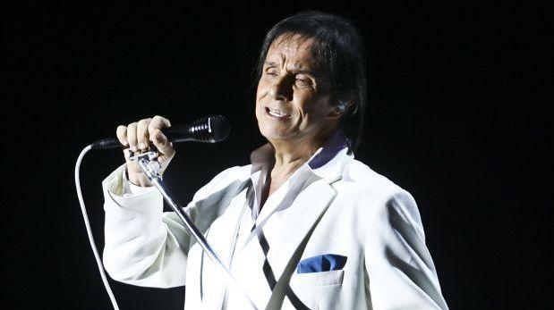 Roberto Carlos lanzará disco con temas en español tras 17 años