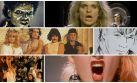 Diez videos musicales clásicos de los años