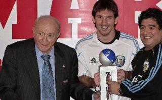 Alfredo Di Stéfano: el crack que no necesitó jugar un Mundial