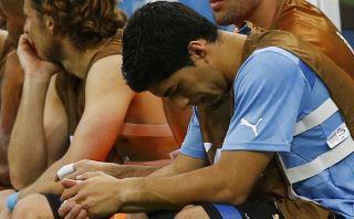 En Italia abren proceso a Luis Suárez por morder a Chiellini