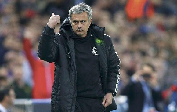 """Mourinho: """"El final de la historia será con Brasil campeón"""""""