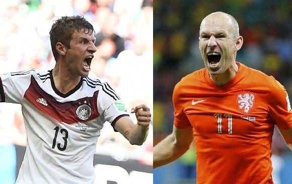Reto europeo: Alemania y Holanda en busca del 'Dorado'