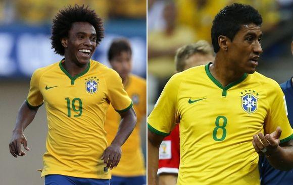 Brasil vs. Alemania: alineaciones confirmadas en ambos países