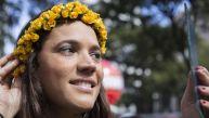 Brasil vs. Alemania: las hinchas más bellas del partido