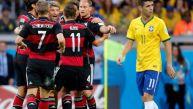 Brasil vs. Alemania: la primera 'semi' del Mundial se juega hoy