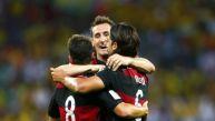 Cinco marcas históricas que logró Alemania en apenas 45 minutos
