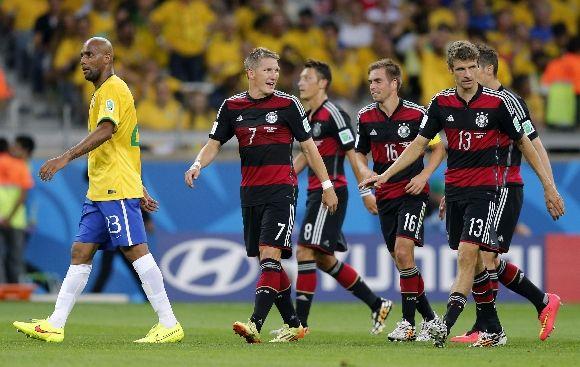 """""""Alemania acercó al fútbol a la perfección"""", por Pedro Canelo"""