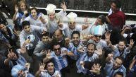 Holanda vs. Argentina y la fiesta de los hinchas en Sao Paulo