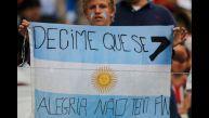 Holanda vs. Argentina: recuerdan goleada a Brasil en las gradas