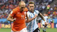 Holanda vs. Argentina: Messi y Robben luchan por jugar la final