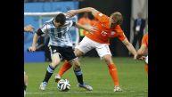 Holanda vs. Argentina: la estratégica marca sobre Lionel Messi