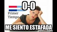 Holanda vs Argentina: memes se burlan de la falta de goles