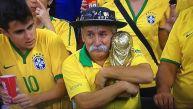 La historia de Clovis Fernandes, el hincha más triste de Brasil