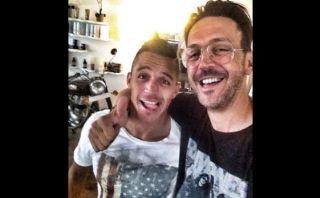Peluquero confirmó que Alexis Sánchez fichará por el Arsenal