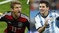 Alemania vs. Argentina: la final del Mundial con mucha historia