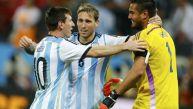 CRÓNICA: Argentina a la final siendo infalible en los penales