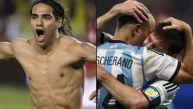 ¿Por qué Radamel Falcao celebró a lo grande triunfo argentino?