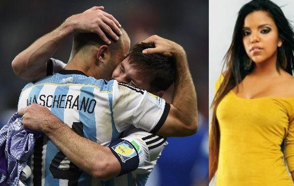 """""""No llores por ti, Argentina"""", por Johana Cubillas"""