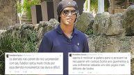 Ronaldinho vía Twitter: