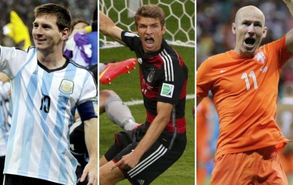 Así ha variado el ránking de la FIFA durante el Mundial 2014