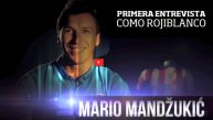 Mandzukic y sus primeras palabras como jugador del Atlético