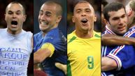 Las inovidables últimas diez finales de los mundiales
