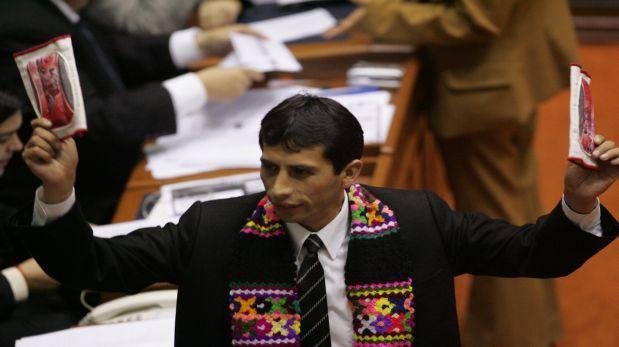 Ex congresista apodado 'Mataperro' busca presidencia regional