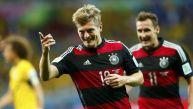 Alemania llega así a la final: cinco victorias y un empate
