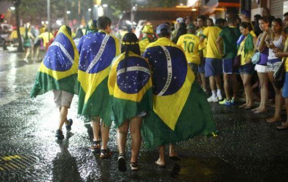 ¿Cómo es un día con Brasil eliminado del Mundial?