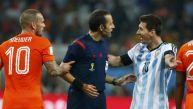 Responsable de los árbitros esta 'muy satisfecho' por Mundial