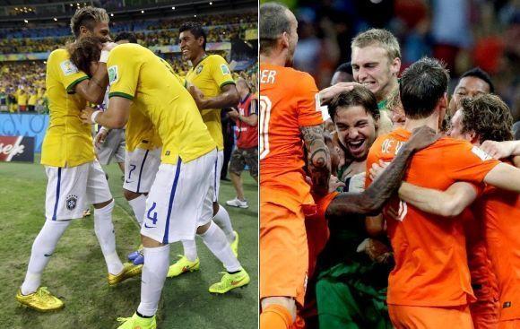 Brasil vs. Holanda: ¿Qué equipo paga más en las apuestas?