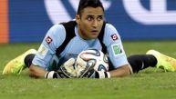 Keylor Navas no estaría en los planes del Bayern Múnich