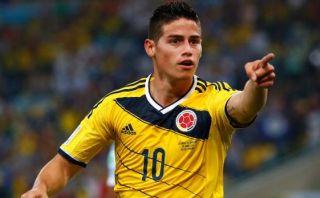 James Rodríguez, la estrella del Mundial, está de cumpleaños