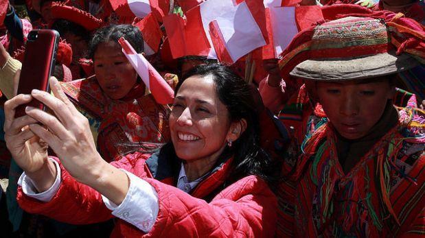 """Legisladoras de Gana Perú: """"Que Nadine respete a la bancada"""""""
