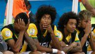 Brasil, la desazón del equipo al irse pifiado de su Mundial