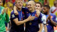 CRÓNICA: Holanda alcanza el tercer lugar tras golear a Brasil